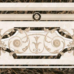 ДН 93 021-2 43x43 см Декор напольный Интеркерама (Fenix)