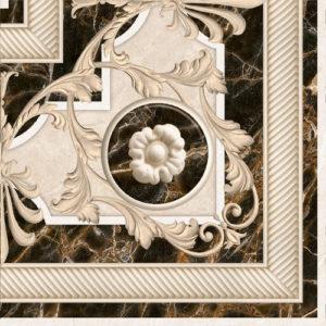 ДН 93 021 13,7x13,7 см Декор напольный Интеркерама (Fenix)