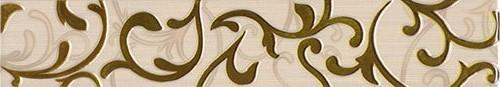 БВ 09 021 7x40 см Бордюр вертикальный Интеркерама (Fantasia)