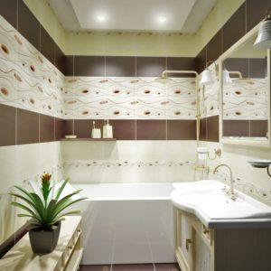 Сакура - керамическая плитка Керамин
