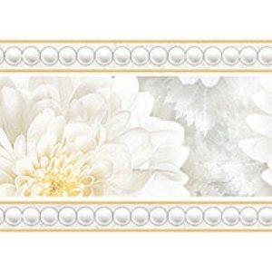 БШ 81 071 23x9,5 см Бордюр широкий Интеркерама (Elegance)