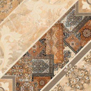 4343 84 032 43х43 Пол коричневый Интеркерама (Carpets)