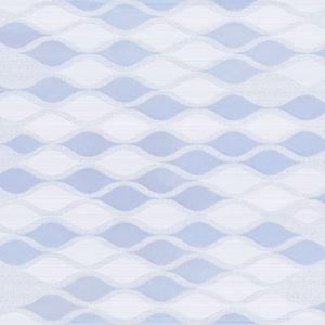 Blik Azul Декор голубой 249*500