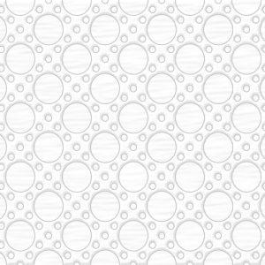 Luxury Blanco Бордюр, белый 67x500