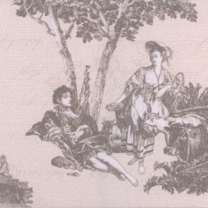 Панно Пастораль 3 тип 4, 400×275, плитка Керамин