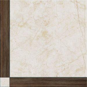 4343 75 031 43x43 см Пол коричневый Интеркерама (Shatto)