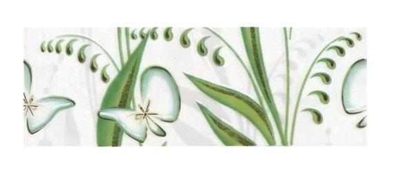 Нарцисс Бордюр Лето салатный 20х7 Beryoza Ceramica
