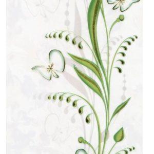 Нарцисс Декор Лето салатный 30х20 Beryoza Ceramica