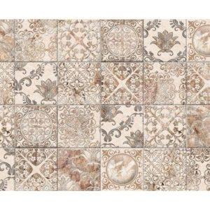 Рамина бежевый Декор 50х25 Beryoza Ceramica