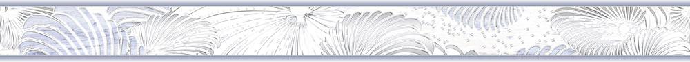 Бордюр настенный (67x740x10) Aline