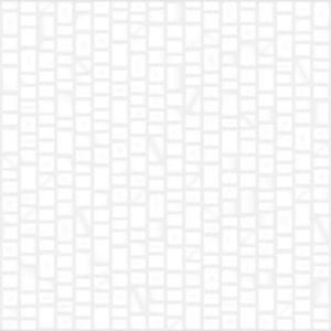 Плитка настенная (249х500х8,5) Brillar мозаика бел