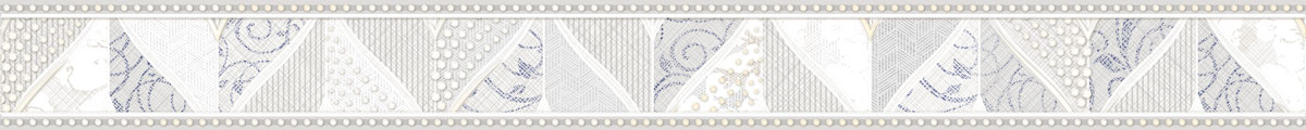 Бордюр настенный (60x600x9) Salerno