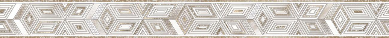 Бордюр настенный (60x600x9) Modena
