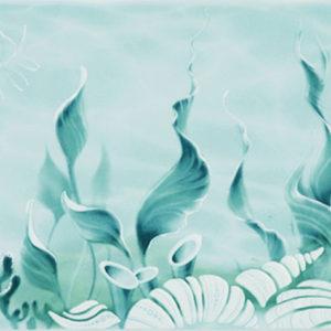 Декор настенный (249х364х6,5) Laguna лагуна