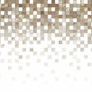 Плитка настенная (249х364х6.5) Intro бело-бежевая