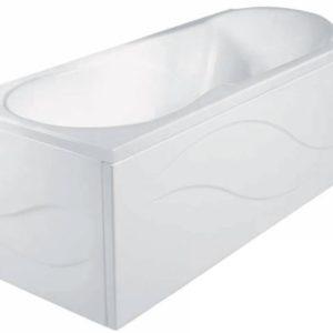 Акриловая ванна Santek Каледония 170x75
