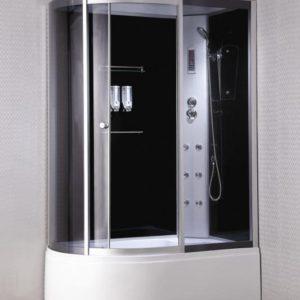 Душевая кабина Loranto CS-007-2R (99801) 135*85*220, поддон 45 см
