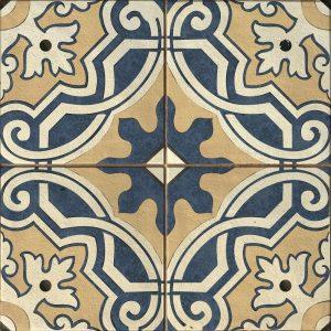 Керамогранит Cersanit Sevilla многоцветный рельеф 42x42