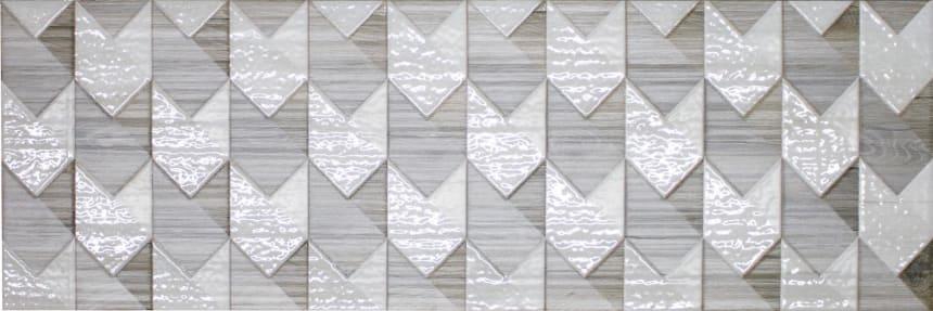 Настенная плитка декор3 Альбервуд 1664-0169 20x60 геометрия