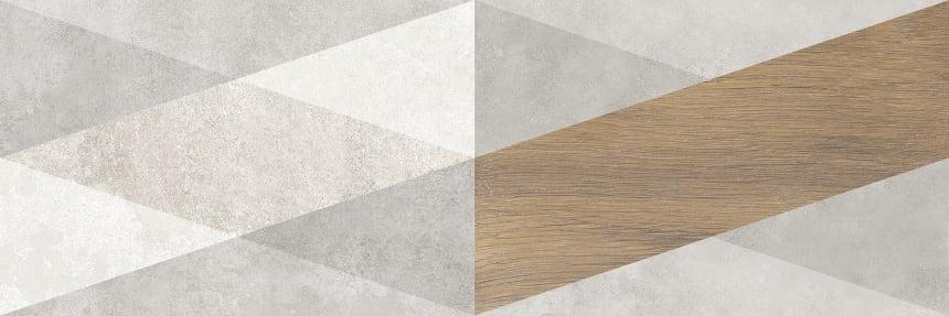 Настенная плитка декор 4 Стен 1064-0330 20x60